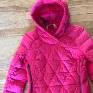Lululemon pullover puffer jacket